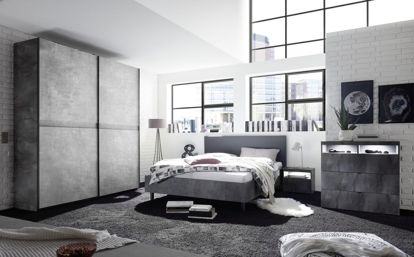 Chambres complète adulte - Chambre à coucher adulte contemporaine ...