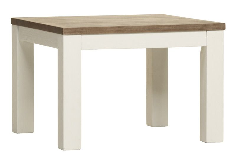 In Et Belgium Havana Blanche Basse Chic Made Table Rustique Havane oCxBde