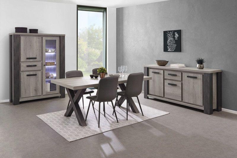 Salle à manger design - Salle à manger moderne bahut vaisselier à ...