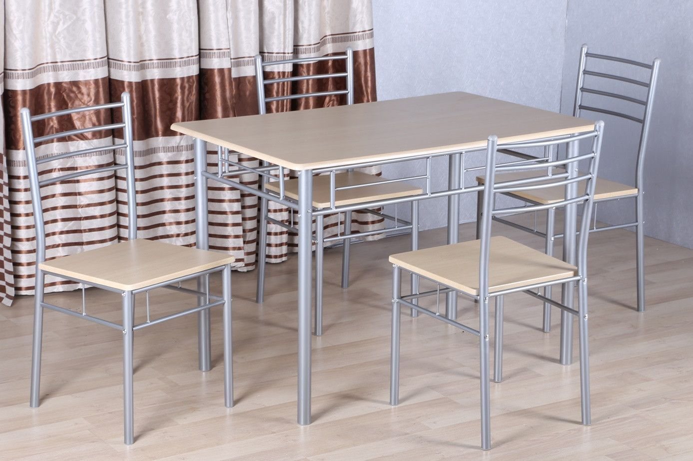 Ensemble Cuisiine Table Rectangulaire 4 Chaises Gryly Sonoma