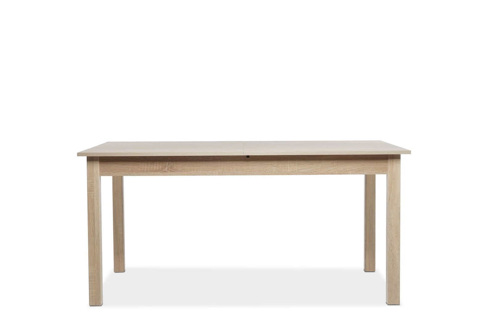 table manger avec allonge 160 200 cm jiminy ch ne clair. Black Bedroom Furniture Sets. Home Design Ideas