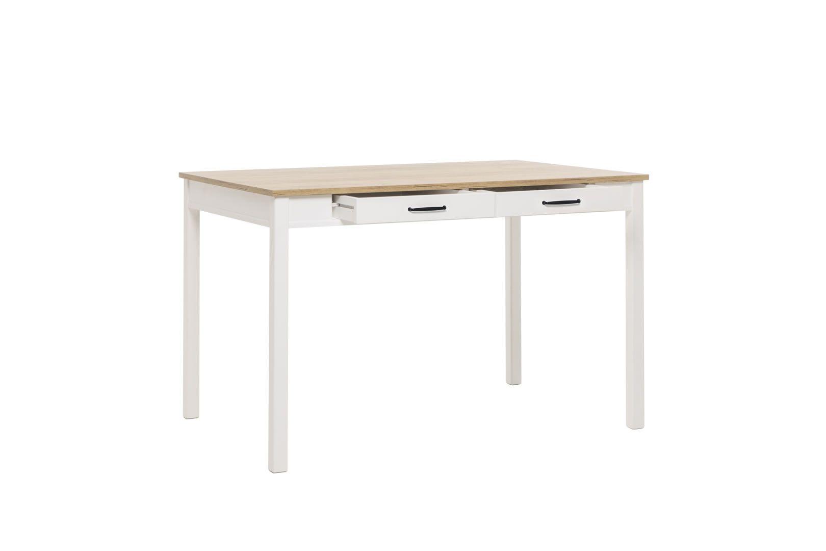 table de cuisine avec 2 tiroirs hibou. Black Bedroom Furniture Sets. Home Design Ideas