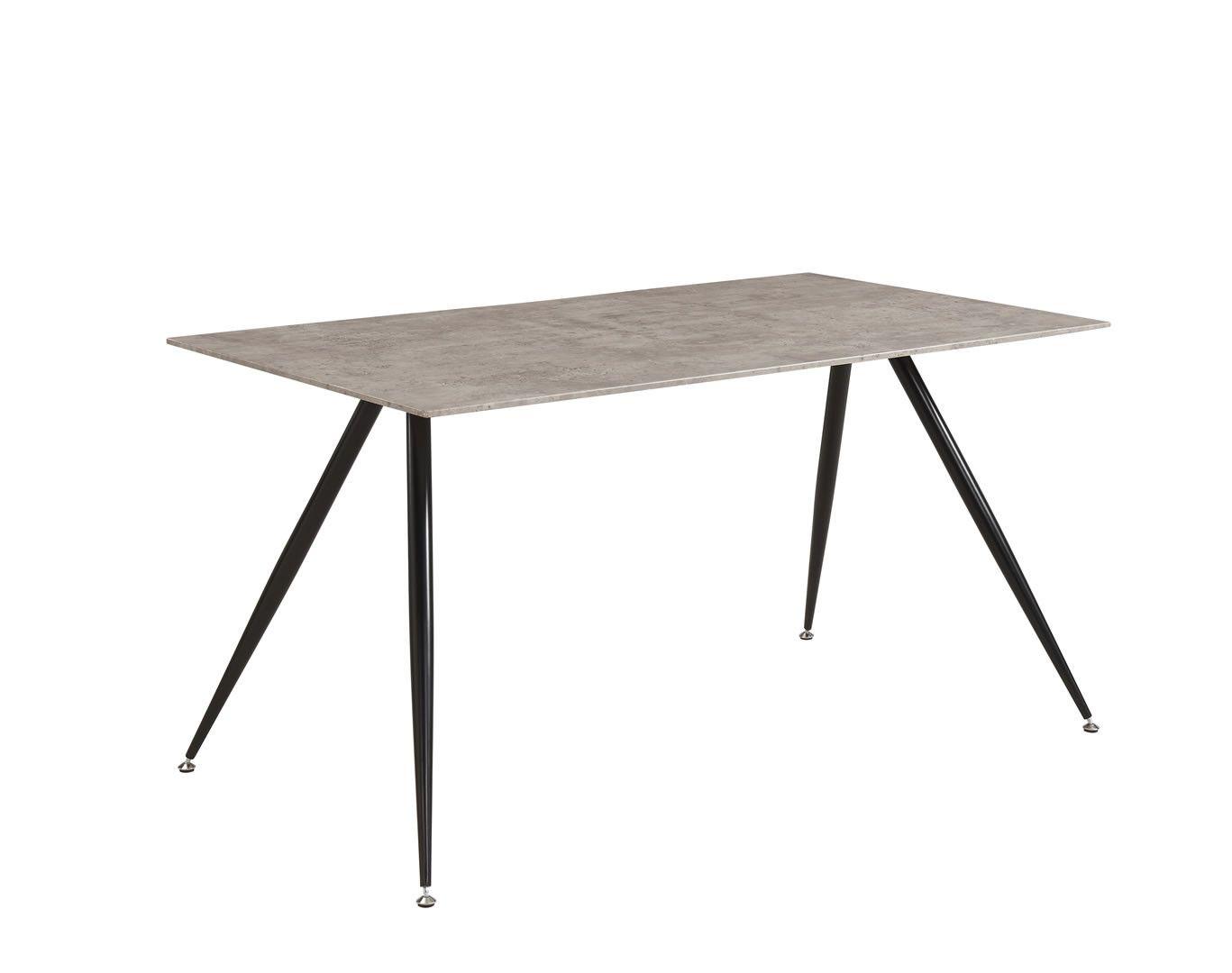 Table De Cuisine Scandinave Effet Marbre Et Noir Fortnite