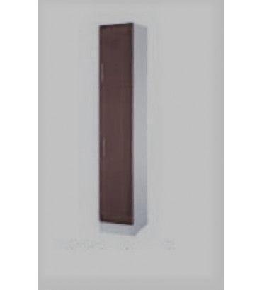 Colonne colonne de cuisine 2 portes 60 cm aubergine dole trocity - Colonne cuisine 30 cm ...