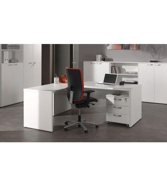 bureaux bureau espace de travail pas cher trocity. Black Bedroom Furniture Sets. Home Design Ideas