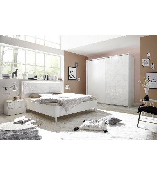 Chambres compl te adulte chambres coucher compl te pas cher trocity - Mobilier chambre adulte complete design ...