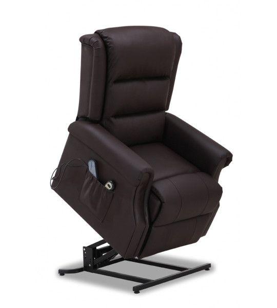 Fauteuils releveur fauteuils salon s jour - Fauteuil de relaxation electrique avec releveur ...