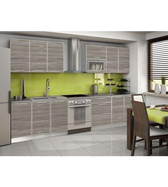 meuble haut de cuisine meubles de rangement pas cher trocity. Black Bedroom Furniture Sets. Home Design Ideas