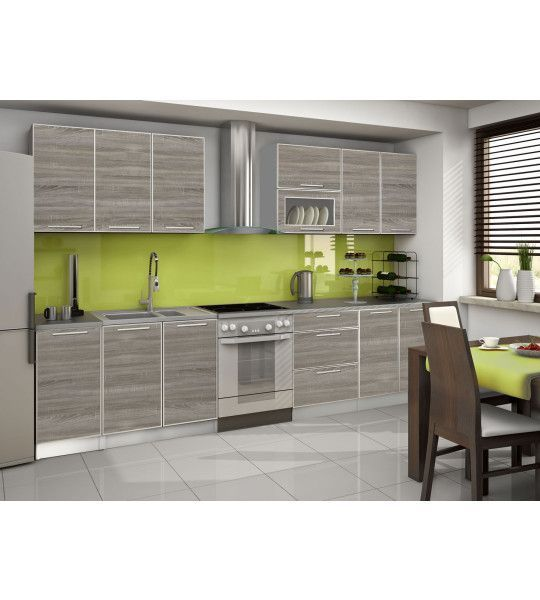 meuble bas de cuisine meubles de rangement pas cher trocity. Black Bedroom Furniture Sets. Home Design Ideas