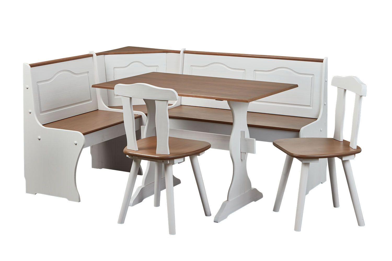 coin repas rustique avec banc table et chaises