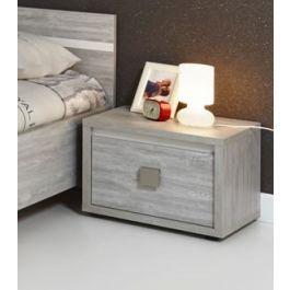 Table de chevet contemporaine 1 tiroir Lily