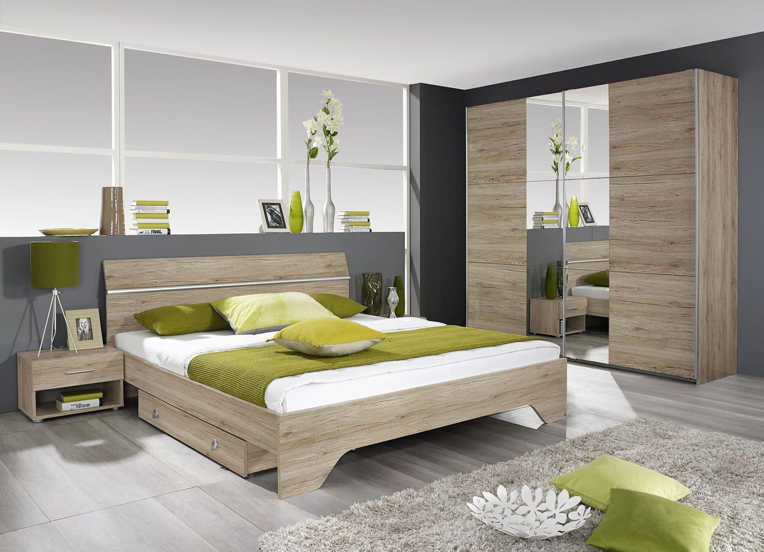 Chambre à Coucher Adulte Design