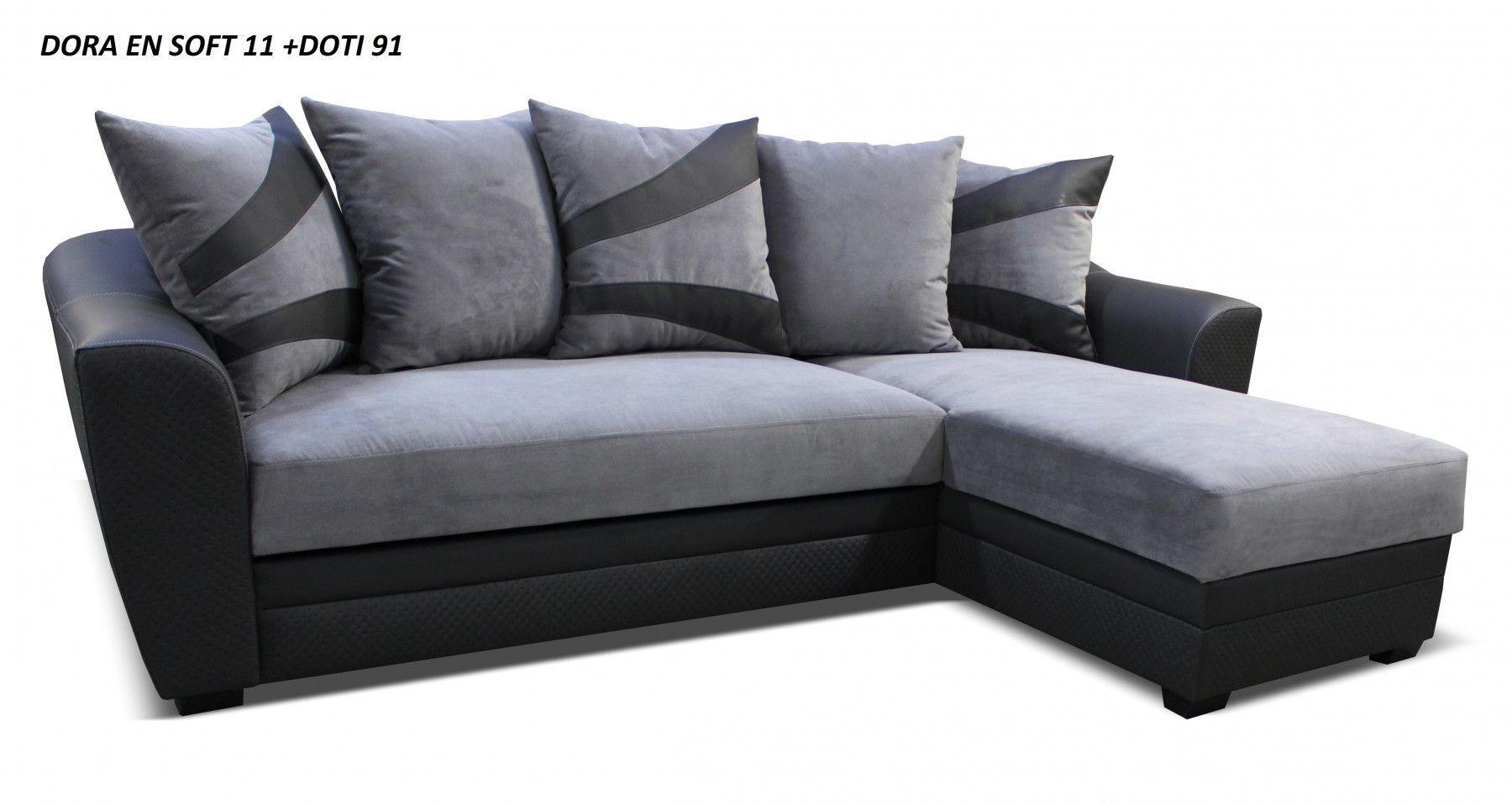Canapé d'angle à prix discount